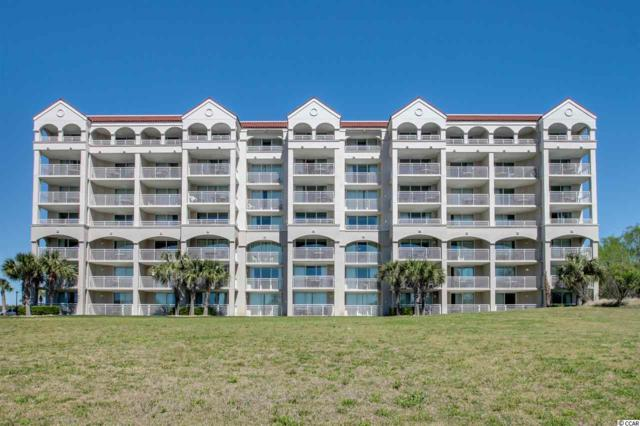 4801 N Harbor Point Dr. #409, North Myrtle Beach, SC 29582 (MLS #1908323) :: The Hoffman Group