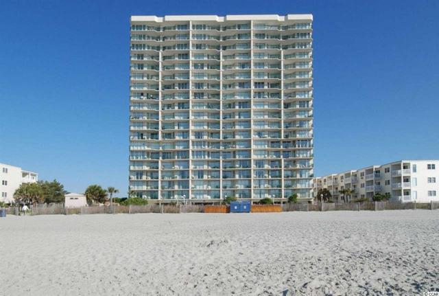 3805 S Ocean Blvd. #1503, North Myrtle Beach, SC 29582 (MLS #1908336) :: The Lachicotte Company
