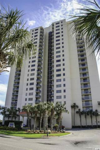 8560 Queensway Blvd. #1403, Myrtle Beach, SC 29572 (MLS #1908349) :: The Hoffman Group