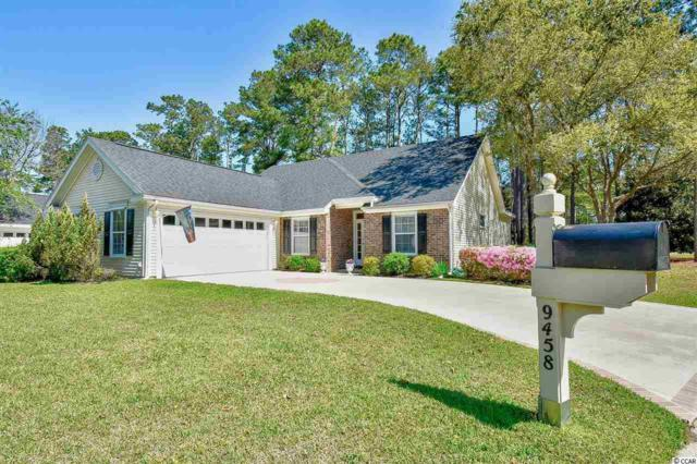 9458 Pinckney Ln., Murrells Inlet, SC 29576 (MLS #1908357) :: Garden City Realty, Inc.