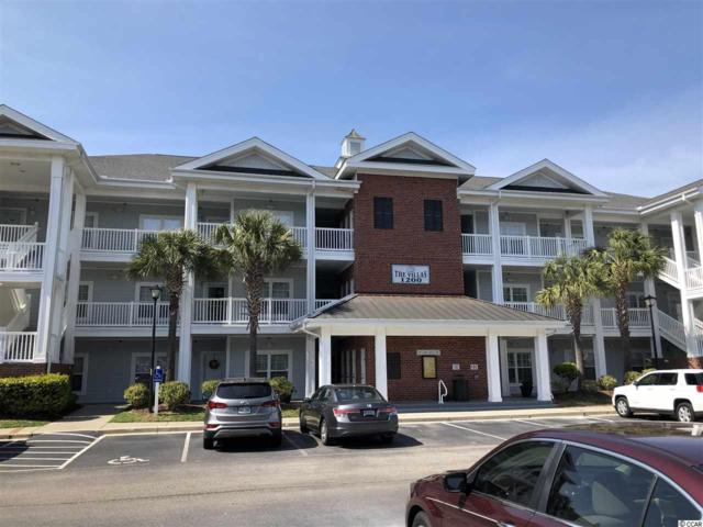 1107 Louise Costin Ln. #1206, Murrells Inlet, SC 29576 (MLS #1908373) :: Right Find Homes