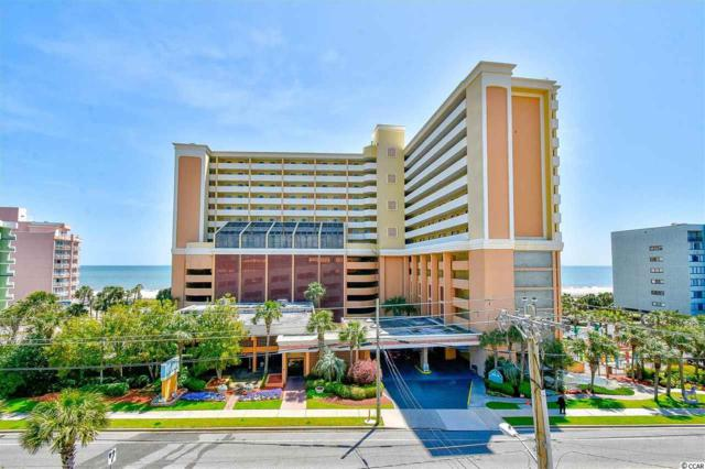 6900 N Ocean Blvd. #324, Myrtle Beach, SC 29572 (MLS #1908384) :: The Hoffman Group