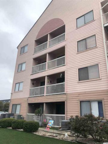 2710 S Ocean Blvd. #107, Myrtle Beach, SC 29577 (MLS #1908389) :: The Litchfield Company