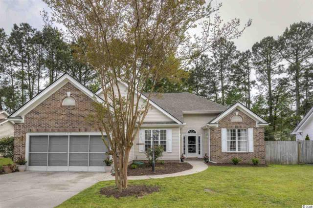 402 Brandy Mill Blvd., Myrtle Beach, SC 29588 (MLS #1908416) :: The Litchfield Company