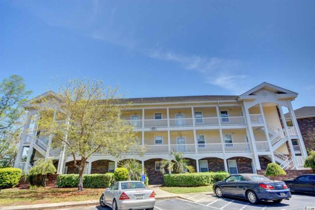 687 Riverwalk Dr. #301, Myrtle Beach, SC 29579 (MLS #1908427) :: The Hoffman Group