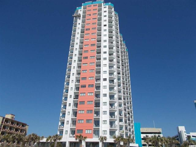 1605 South Ocean Blvd. #1805, Myrtle Beach, SC 29577 (MLS #1908429) :: The Litchfield Company