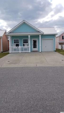 605 Surfsong Way, North Myrtle Beach, SC 29582 (MLS #1908433) :: The Litchfield Company