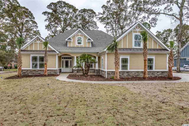 4389 Lake Circle Dr., Little River, SC 29566 (MLS #1908471) :: The Hoffman Group