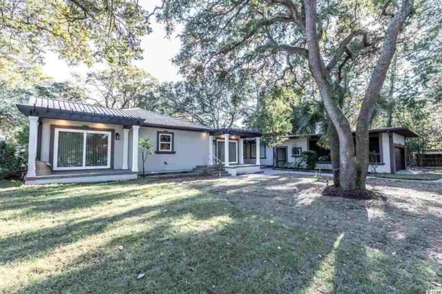 401 52nd Ave. N, Myrtle Beach, SC 29577 (MLS #1908482) :: The Litchfield Company