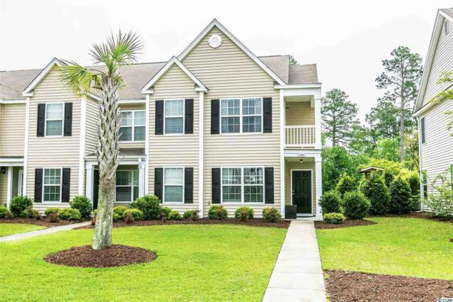 4556 Livorn Loop #805, Myrtle Beach, SC 29579 (MLS #1908494) :: The Homes & Valor Team