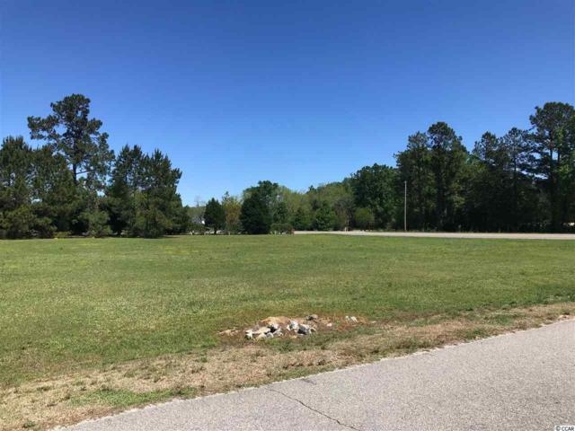 Lot 1 Ole Nobleman Ct., Conway, SC 29527 (MLS #1908499) :: The Litchfield Company