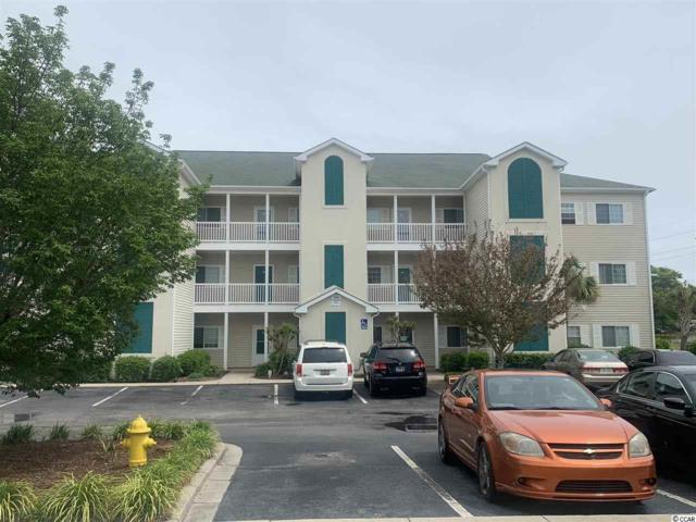 1100 Commons Blvd. #412, Myrtle Beach, SC 29572 (MLS #1908548) :: The Hoffman Group