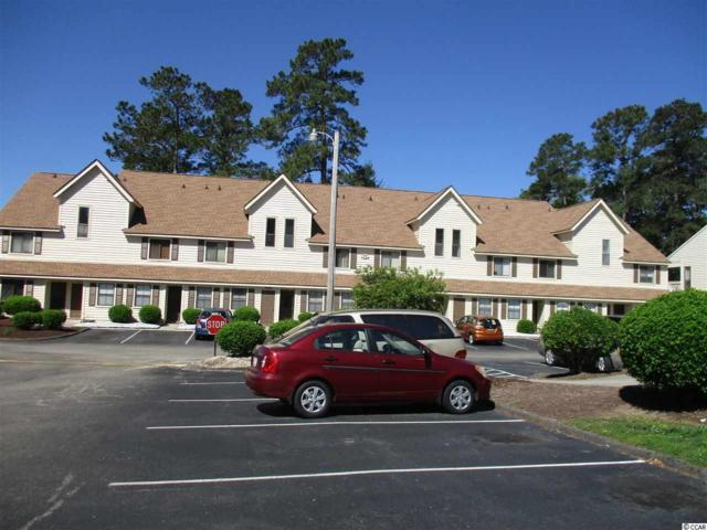 510 Fairwood Lakes Dr. 19-K, Myrtle Beach, SC 29588 (MLS #1908566) :: The Litchfield Company