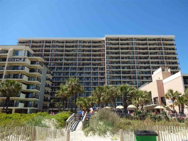 7200 N Ocean Blvd. #1159, Myrtle Beach, SC 29572 (MLS #1908568) :: The Litchfield Company