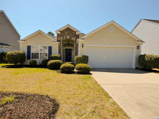 549 Carolina Farms Blvd., Myrtle Beach, SC 29579 (MLS #1908617) :: Right Find Homes