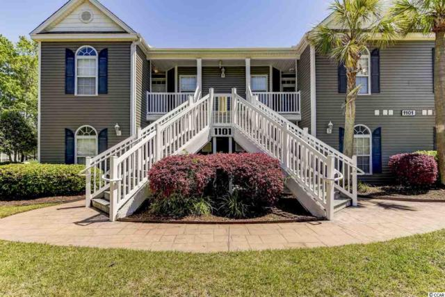1101 Peace Pipe Pl. #201, Myrtle Beach, SC 29579 (MLS #1908647) :: The Litchfield Company