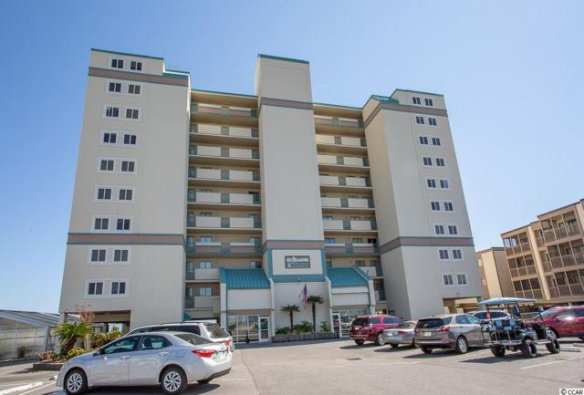 2507 S Ocean Blvd. #304, North Myrtle Beach, SC 29582 (MLS #1908655) :: The Litchfield Company