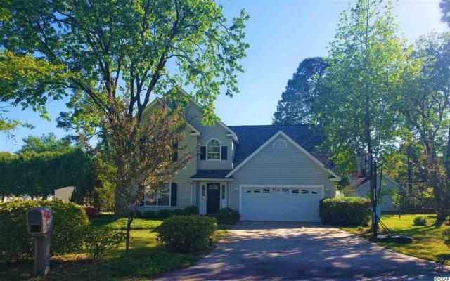 105 Sharon Ct., Conway, SC 29526 (MLS #1908656) :: The Litchfield Company