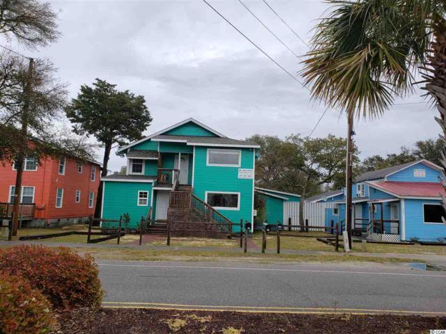 506 17th Ave. S, North Myrtle Beach, SC 29582 (MLS #1908668) :: The Litchfield Company