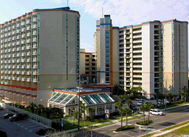 5200 N Ocean Blvd. N #1231, Myrtle Beach, SC 29577 (MLS #1908690) :: The Hoffman Group
