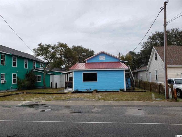 506 17th Ave. S, North Myrtle Beach, SC 29582 (MLS #1908692) :: Right Find Homes