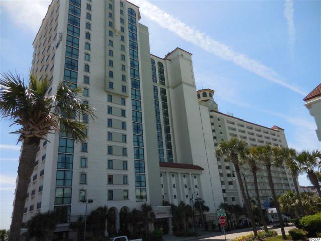 3000 N Ocean Blvd. #1232, Myrtle Beach, SC 29577 (MLS #1908732) :: The Hoffman Group