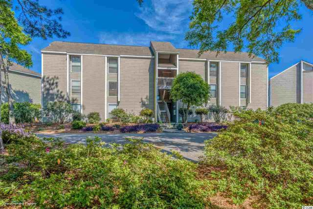 62 South Cove Pl. 3F, Pawleys Island, SC 29585 (MLS #1908773) :: Garden City Realty, Inc.