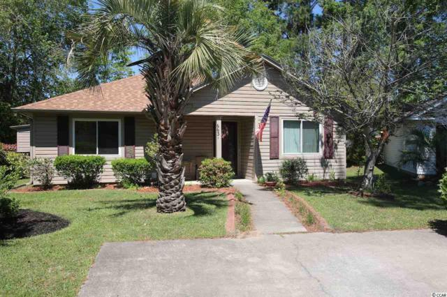 6631 East Sweetbriar Trail, Myrtle Beach, SC 29588 (MLS #1908784) :: The Greg Sisson Team with RE/MAX First Choice