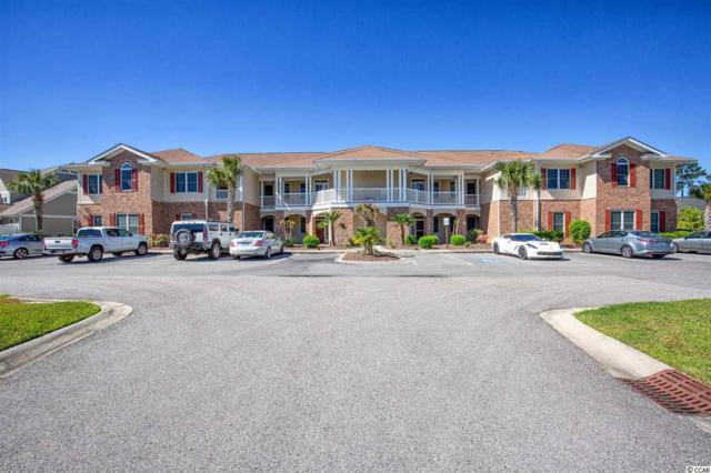 700 Pickering Dr. #102, Murrells Inlet, SC 29576 (MLS #1908816) :: The Homes & Valor Team