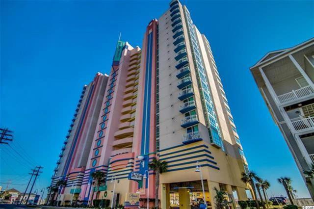 3500 N Ocean Blvd. #707, North Myrtle Beach, SC 29582 (MLS #1908821) :: James W. Smith Real Estate Co.