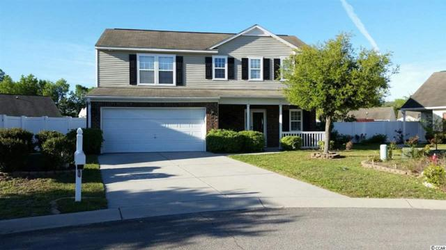 4016 Scarlet Oak Ct., Myrtle Beach, SC 29579 (MLS #1908832) :: The Homes & Valor Team