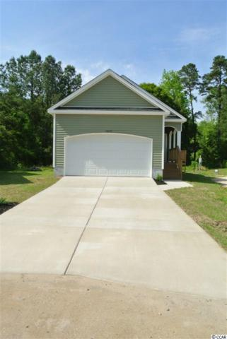 3623 Cluster Ln., Myrtle Beach, SC 29579 (MLS #1908834) :: The Litchfield Company