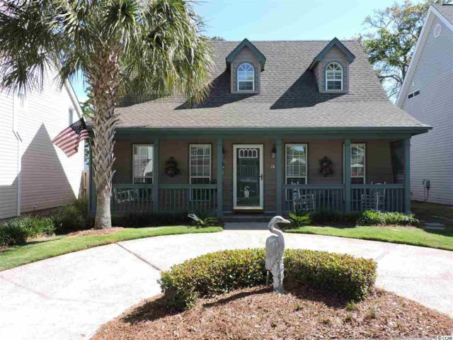 829 9th Ave. S, North Myrtle Beach, SC 29582 (MLS #1908841) :: The Hoffman Group