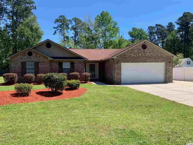 169 Chickasaw Ln., Myrtle Beach, SC 29579 (MLS #1908852) :: The Homes & Valor Team