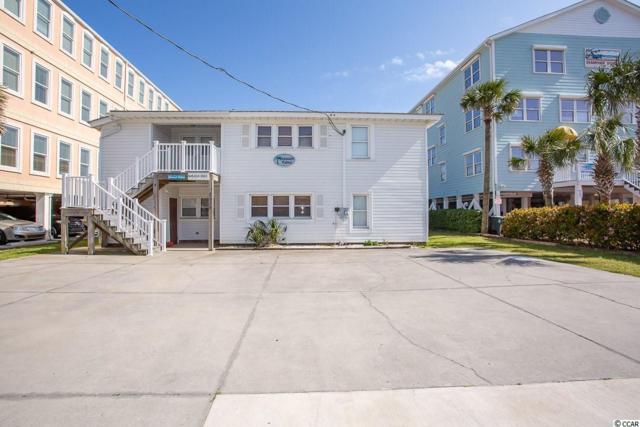 1519 S Ocean Blvd., North Myrtle Beach, SC 29582 (MLS #1908855) :: The Homes & Valor Team