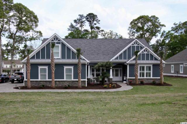 606 Crow Creek Dr., Calabash, NC 28467 (MLS #1908860) :: Jerry Pinkas Real Estate Experts, Inc