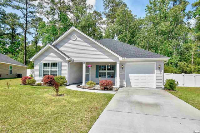260 Upper Saddle Circle, Conway, SC 29526 (MLS #1908884) :: Jerry Pinkas Real Estate Experts, Inc
