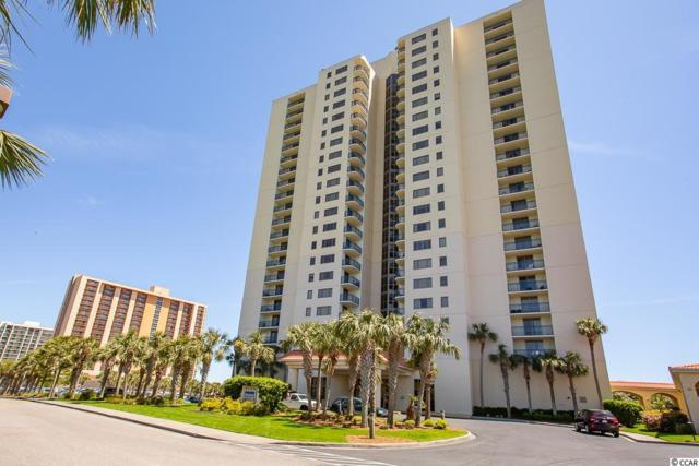 8560 Queensway Blvd. #1102, Myrtle Beach, SC 29572 (MLS #1908887) :: The Hoffman Group