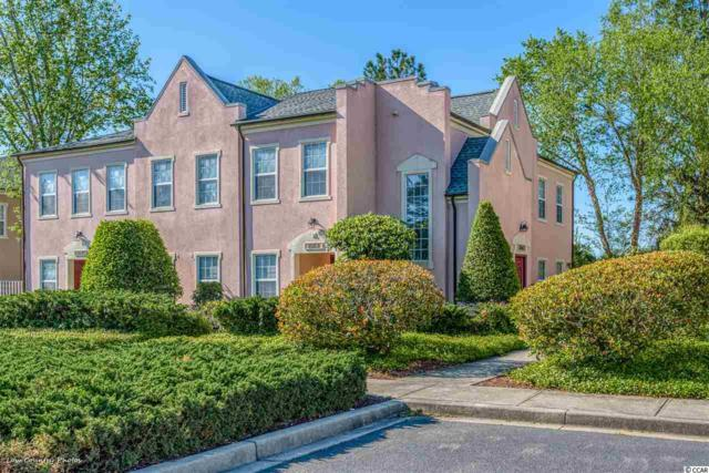 4546-D Girvan Dr. 4546-D, Myrtle Beach, SC 29579 (MLS #1908893) :: Right Find Homes