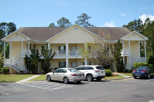 5876 Longwood Dr. #103, Murrells Inlet, SC 29576 (MLS #1908933) :: Right Find Homes
