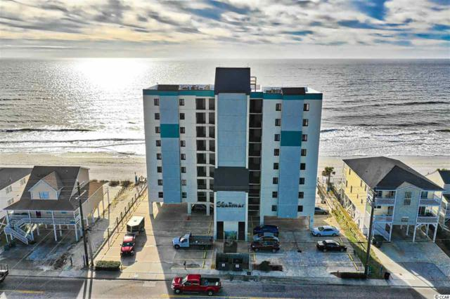 2908 North Ocean Blvd. 5C, North Myrtle Beach, SC 29582 (MLS #1908967) :: Garden City Realty, Inc.