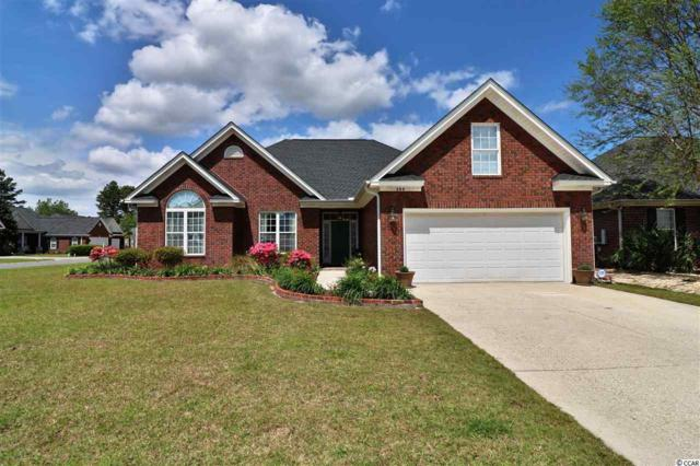 569 Summerhill Dr., Myrtle Beach, SC 29579 (MLS #1908968) :: Right Find Homes