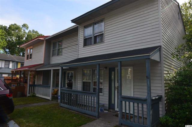 306 Cedar St. #16, Myrtle Beach, SC 29577 (MLS #1908973) :: James W. Smith Real Estate Co.