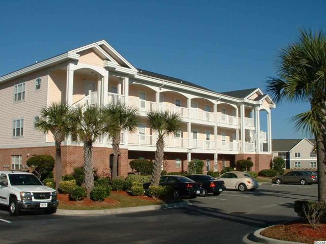 3943 Gladiola Ct. #203, Myrtle Beach, SC 29588 (MLS #1909024) :: James W. Smith Real Estate Co.