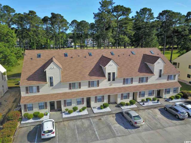500 Fairwood Lakes Dr. 12-H, Myrtle Beach, SC 29588 (MLS #1909047) :: The Litchfield Company