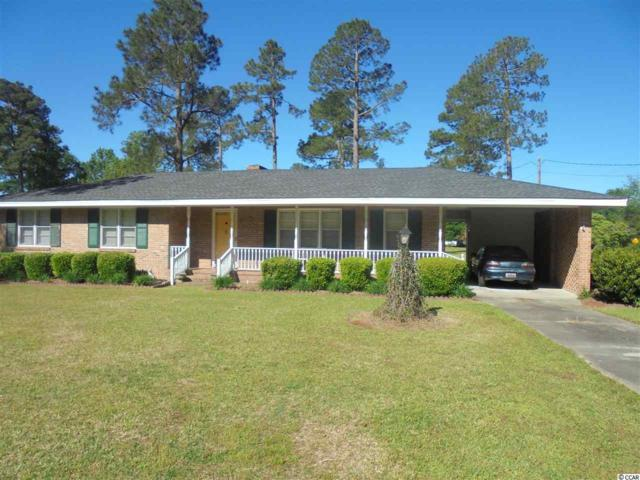 1205 Old Corner Rd., Marion, SC 29571 (MLS #1909071) :: The Hoffman Group