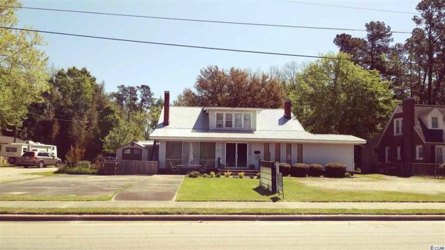 405 Hickman Rd., Tabor City, NC 28463 (MLS #1909087) :: The Hoffman Group
