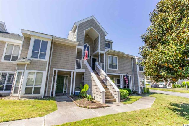 3862 Myrtle Pointe Dr. #122, Myrtle Beach, SC 29577 (MLS #1909088) :: The Litchfield Company