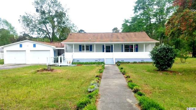 672 Ray Rd., Hemingway, SC 29554 (MLS #1909094) :: The Hoffman Group