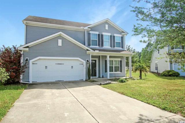 4017 Vista Glen Ct., Myrtle Beach, SC 29579 (MLS #1909109) :: The Greg Sisson Team with RE/MAX First Choice